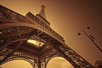 Touristic attractions of France