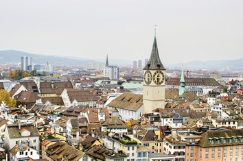 Touristic attractions of Switzerland