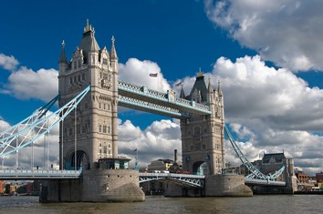 Touristic attractions of United Kingdom