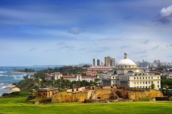 Touristic attractions of Puerto Rico
