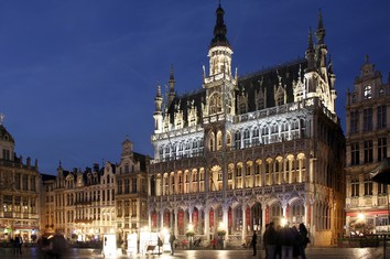 Touristic attractions of Belgium