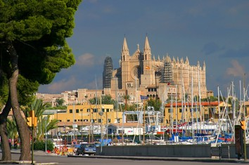 Attraits touristiques en Méditerranée
