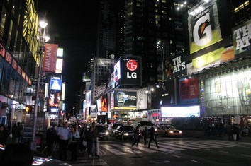 Touristic attractions of New York