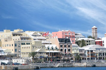 Touristic attractions of Bermuda