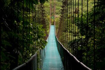Attraits touristiques au Costa Rica